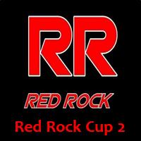red rock thumb