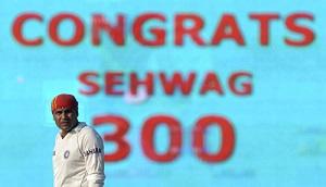 sehwag 300