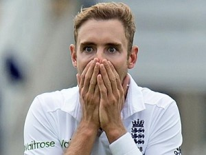 stuart broad 8 for 15 against Australia Ashes