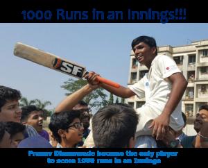 1000 runs