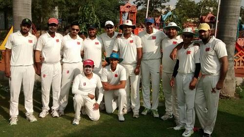 RDX Cricket Team