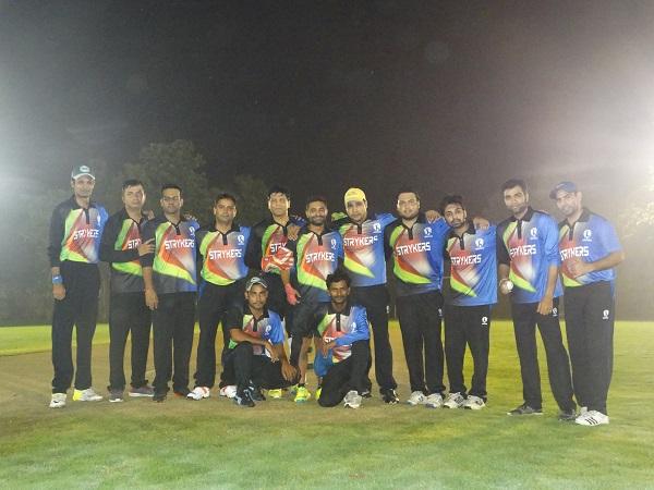 Strykers Cricket Club Team (1)
