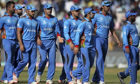 Afghan v West Indies