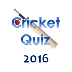 cricket quiz 2016