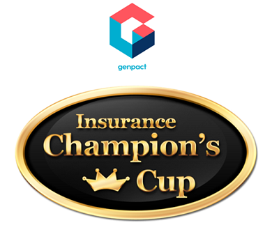 genpact insurance cup logo